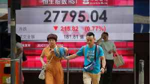 Asian Stocks Have Bad Day. Lira Gets Lifted [Video]