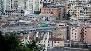 Italy Bridge Collapse: 'No Early Signs Of Trouble' [Video]