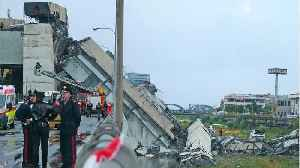 Italy Bridge Operator Focus Of Anger As Collapse Death Toll Rises [Video]