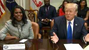Omarosa says she would hand over all recordings to Robert Mueller [Video]