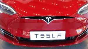 Tesla Sinks After Report The SEC Has Issued Subpoenas [Video]
