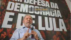 Brazil's Lula to Register As Presidential Candidate From Jail [Video]