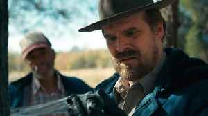 David Harbour Says 'Stranger Things' Season 3 Takes a Lot of Risks [Video]