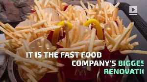 McDonald's Is Planning a $6 Billion Makeover [Video]