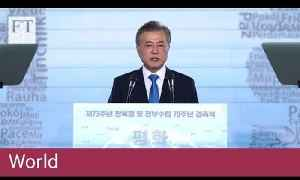 Korea peace deal getting closer [Video]