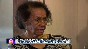 Teen ordered to stand trial in mugging of 87-year-old Detroit woman [Video]