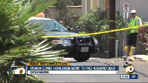 Man, 77, found dead in Oceanside home [Video]