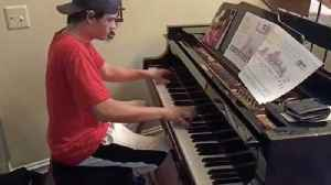 Large pizza with a side of beethoven: Teen age delivery boy blows family away with impromptu performance on classical piano [Video]