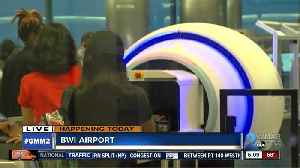 BWI testing out new 3-D scanner that lets TSA see inside your luggage [Video]