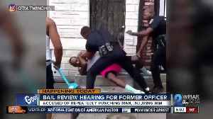 BPD officer seen beating man in viral video turns himself in to authorities [Video]