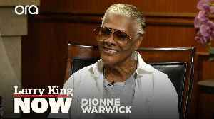 Dionne Warwick and Larry King reminisce about Frank Sinatra [Video]
