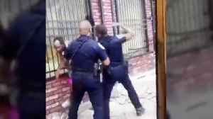 Former Baltimore Police Officer Charged with Assault [Video]