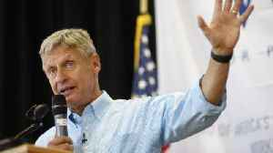 Gary Johnson Announces Bid for New Mexico Senate Seat [Video]