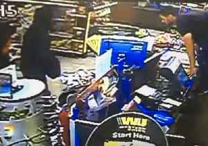 Ontario Convenience Store Clerk Fights Off Robbers Armed With Shotgun [Video]
