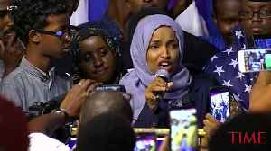 Somali-American Ilhan Omar Moves One Step Closer to Historic Congress Seat After Primary Win [Video]
