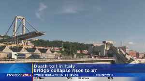 National Headlines: Priest Abuse, Italy Bridge Collapse & More [Video]