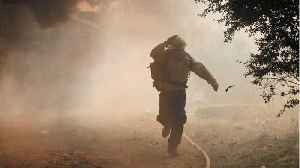 Storms Complicate California Wildfire Fight [Video]