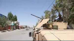 Afghan army makes significant gains against Taliban in Ghazni [Video]