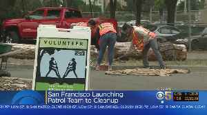 News video: San Francisco Launching 'Poop Patrol' To Clean Up Streets