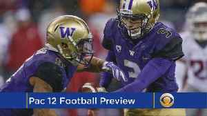 Pac 12 Football Preview [Video]