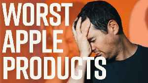 5 WORST Apple Products You've NEVER Heard of [Video]