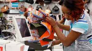 Retail Sales Went Up Over July [Video]