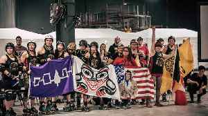 This Roller Derby Team Is Keeping Their Indigenous Heritage Alive [Video]