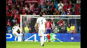News video: Atletico punish tired Real in extra-time to lift Super Cup - stills edit