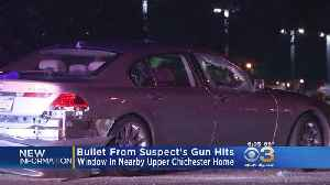 Police: Man Shoots Wife In Delaware County, Leads Cops On Chase Into Philadelphia Before Killing Himself [Video]