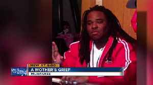 Mother of gun violence victim helps other mothers grieve [Video]