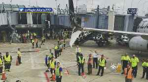 Planes Collide On Ground At O'Hare [Video]