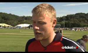 Cricket Video - Boxer Andrew Flintoff Exclusive On Ashes, Boycott And Bairstow - Cricket World TV [Video]