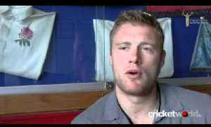 Cricket World TV - Flintoff Says England Can Dominate For 10-15 Years [Video]