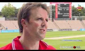 Cricket World TV - Graeme Swann On F1 And Being Expelled [Video]