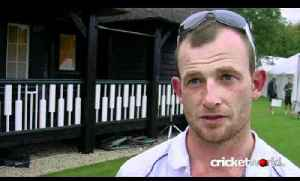 Cricket World TV - Graham Wagg Interview [Video]