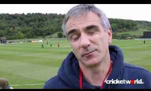 Steve James On Wormsley, Glamorgan And England [Video]