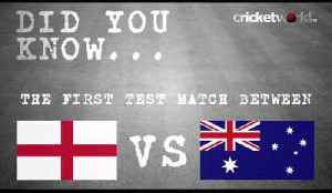 The Ashes 2015 - Where (and when) the Australia-England rivalry all began... Cricket World TV [Video]