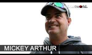 My Cricket Inspiration... Mickey Arthur on Barry Richards - Cricket World TV [Video]
