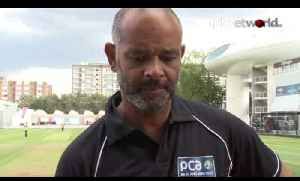 Dean Headley gives his insight on coaching - managing the game & the mental side - Cricket World TV [Video]