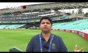 Cricket World TV Live From The Oval, England - Champion's Trophy Tournament Preview [Video]