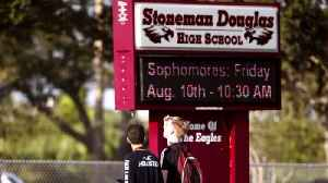 Parkland students battle nerves on first day of school [Video]