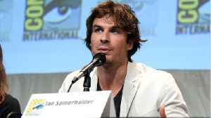Ian Somerhalder Shares Sneak Peek Of New Character [Video]