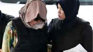 Malaysia Court Tries Two Women Accused Of Murder [Video]
