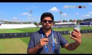 England v India ODI Match Preview LIVE from Nottingham [Video]