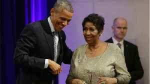 What Aretha Franklin Meant To Barack Obama [Video]