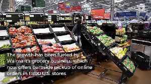 Walmart Records Its Best Sales in Over a Decade [Video]