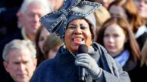 Aretha Franklin Sings 'My Country, 'Tis of Thee' at Obama's Inauguration [Video]