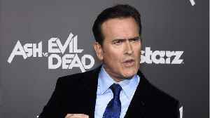Bruce Campbell Returning As Ash For New Project [Video]