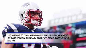 Rob Gronkowski Is Giving Financial Advice to Younger NFL Players [Video]