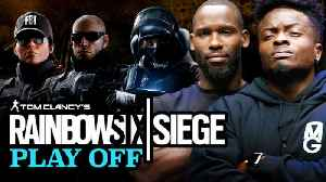 Rainbow Six Siege Play Off: Team Marquise Goodwin versus Team Pierre Garcon Competition | Part 2 [Video]